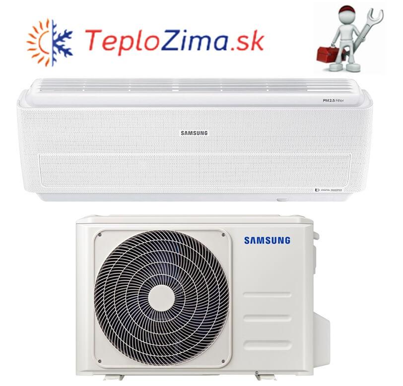 Samsung Wind-Free ULTRA 3,5kW R32 AR12NXCXAWK/NEU s montážou