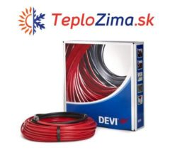 Dvojžilové vykurovacie termokáble DEVIflex