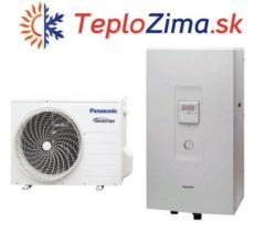 Panasonic AQUAREA WH-UD03E5 + WH-SDC03E3E5 - 3,2 kW