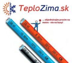 Samoregulačné termokáble
