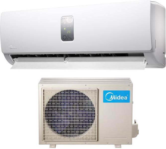 Midea Inverter MS12FU-24HRDN1