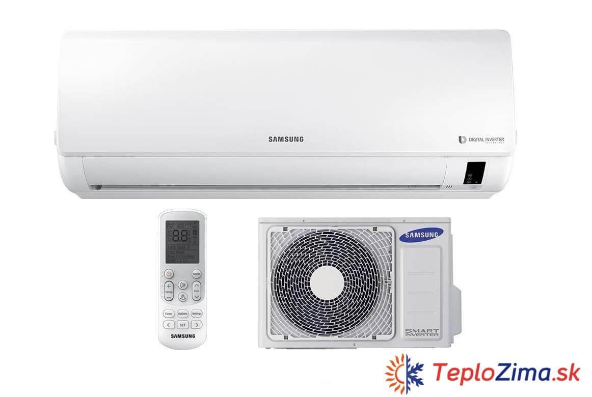 SAMSUNG Boracay AR4700 (bez Wifi) - 2,5kW AR09NXFHBWKN EU/XEU s montážou