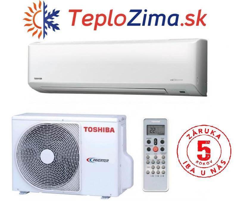 Toshiba Suzumi Plus RAS-13PAVSG-E + RAS-13PKVSG-E