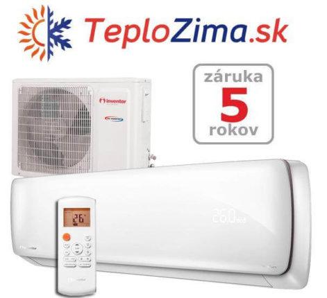 Klimatizácia s inventorom - princíp, výhody, životnosť