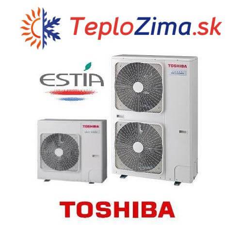 TOSHIBA ESTIA 14 kW HWS-1404H8-E