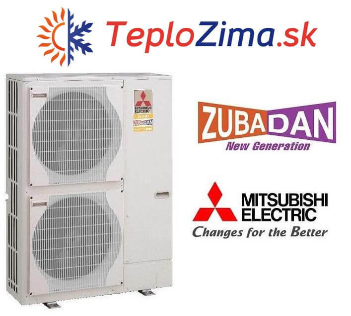 MITSUBISHI ZUBADAN 8 kW PUHZ-SHW80VHA