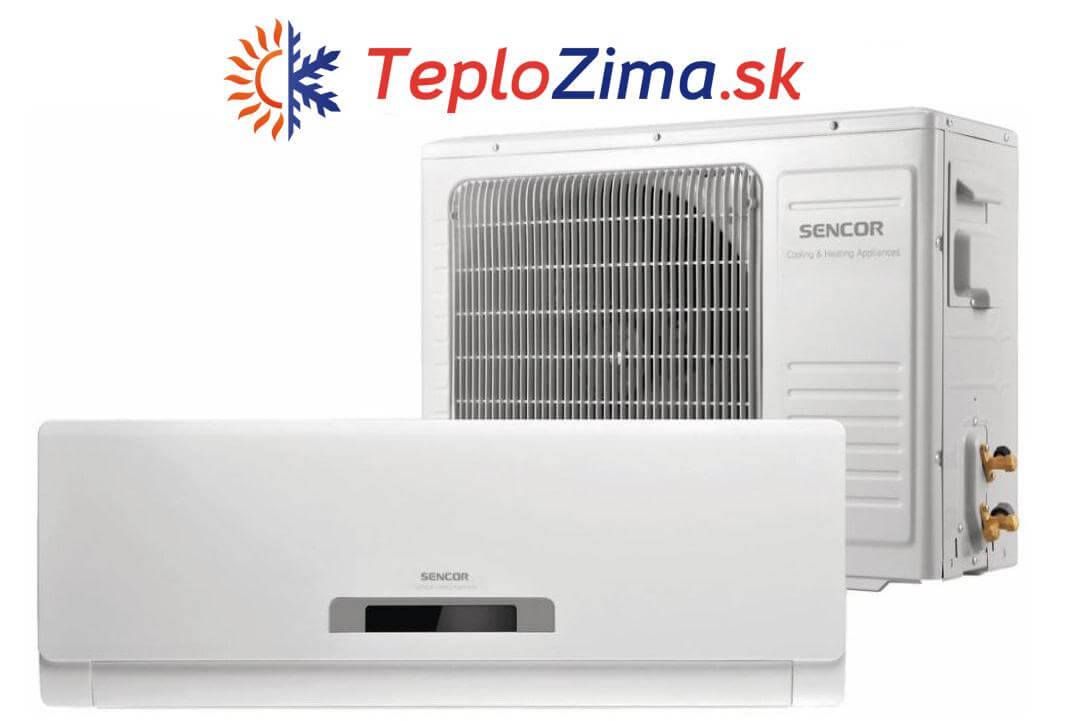 Sencor SAC 1211CH-IN + OUT 3,8 kW