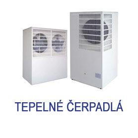 Typy tepelných čerpadiel