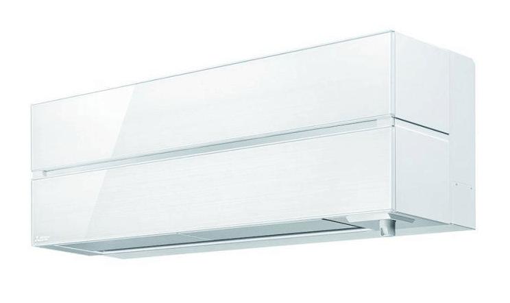 Mitsubishi -Diamond Perleťovo biela 2,5kW