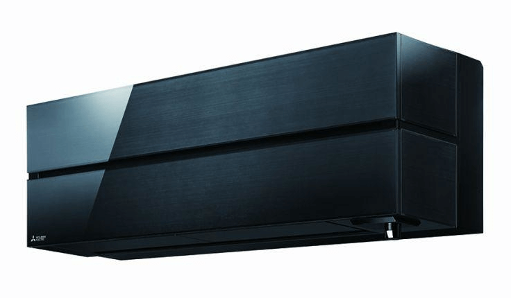 Mitsubishi -Diamond Onyxovo čierna 2,5kW (MSZ-LN25VG B + MUZ-LN25VG)