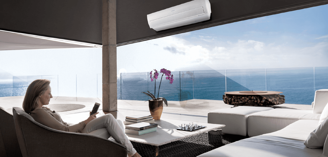klimatizácia samsung wind free cena